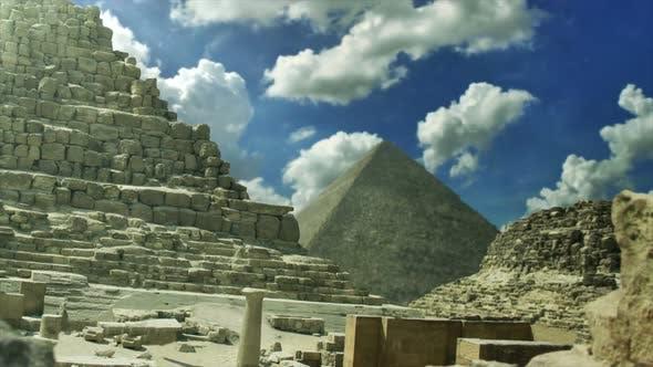 The Pyramids of Giza Egypt 01