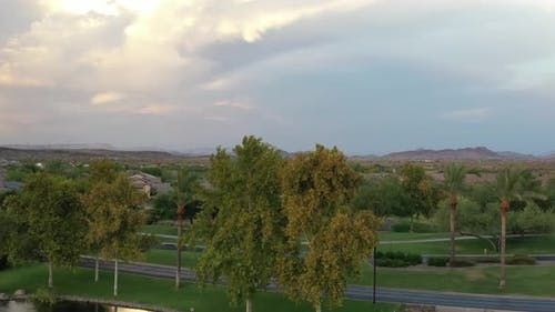 Revealing The Arizona Mountains