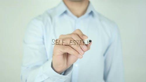 Self Esteem, Writing On Screen