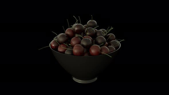 Thumbnail for Cherry Fruit Rotate 4k