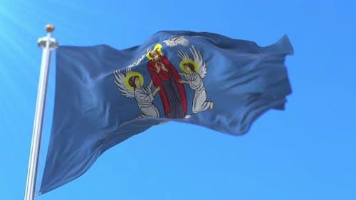 Minsk Flag, Belarus