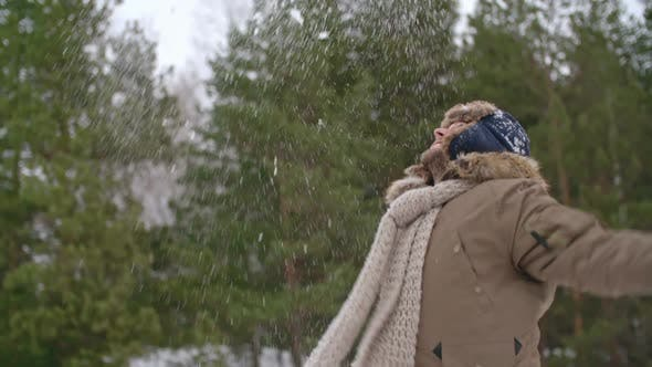 Thumbnail for Happy Winter Day Outdoor