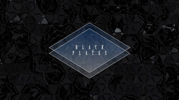 Cover Image for Reflective Black Plates