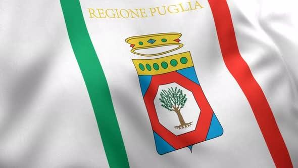 Apulia Flag - 4K