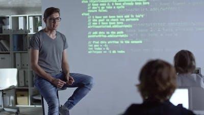 Teaching Computer Coding