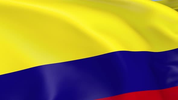 Thumbnail for Colombia Flag
