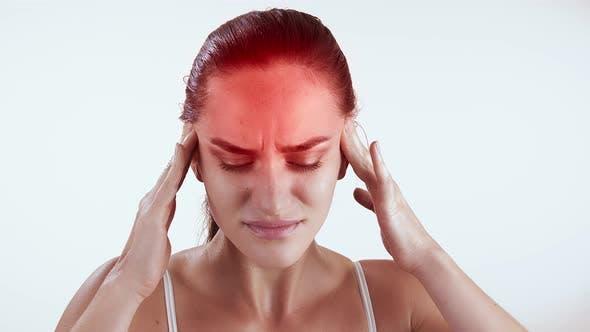 Thumbnail for Headache, Migraine, Overwork and Meningitis Concept
