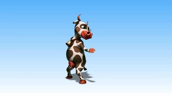 Thumbnail for Happy Cow - Cartoon Dance 13