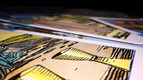 Spiritual Fortune Reading Tarot Cards 4