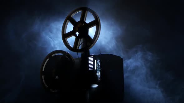 Thumbnail for Old Vintage Movie Projector