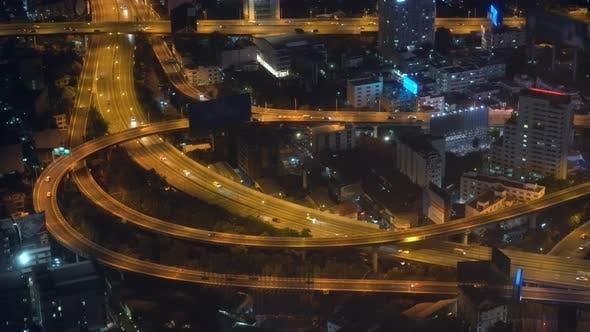 Traffic of cars, urban traffic