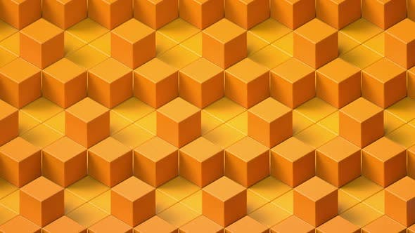 Thumbnail for Isometric Cubes