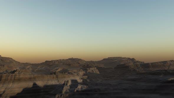 Cover Image for Flying On Desert Stone 02 4K