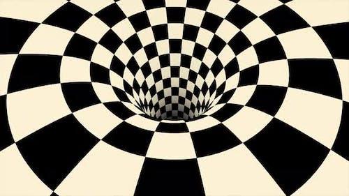 Hypnotising whirlpool