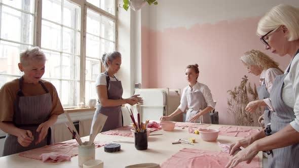 Ceramic Lessons for Beginners