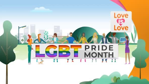 Thumbnail for LGBT Pride Month