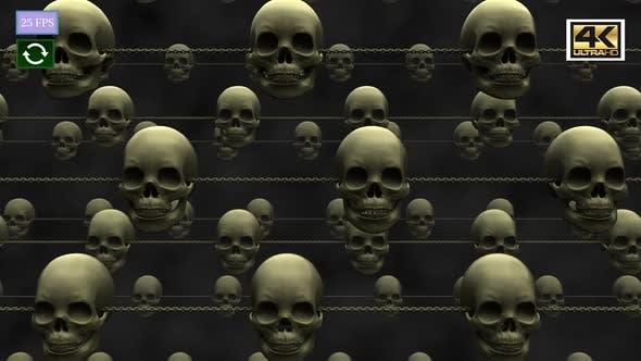 Thumbnail for Skull Horizon 4K