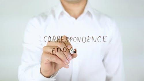 Correspondence Address
