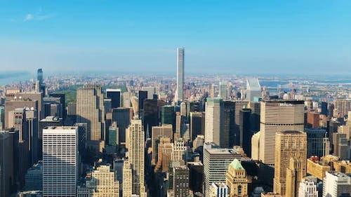 Stadtbild von Manhattan