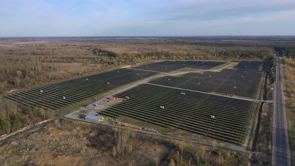 Thumbnail for Solar Power Plant. Solar Panels