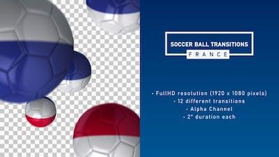 Soccer Ball Transitions - France