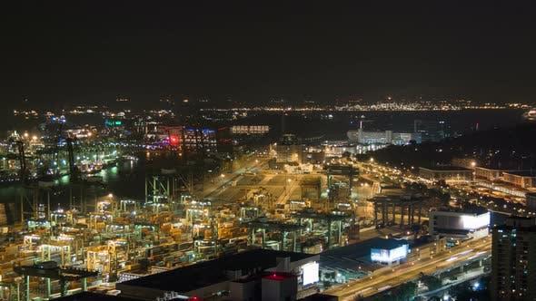 Thumbnail for Cargo Port Loading