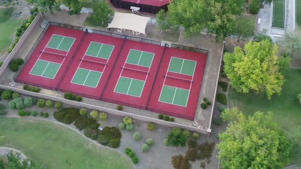 Over Head Tennis Courts