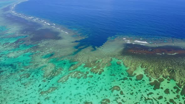 Thumbnail for Beautiful sea in ishigaki with sunny day
