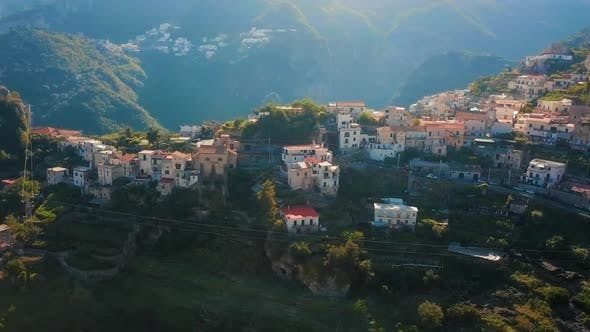 Thumbnail for Vacation Spot at the Village in the Mountains, Amalfi Coast