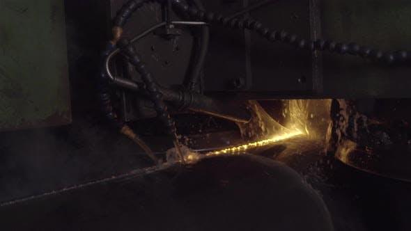 Walzformwalzen Metallarbeiten