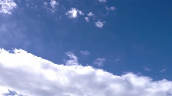 Thumbnail for Clouds and Blue Sky 4