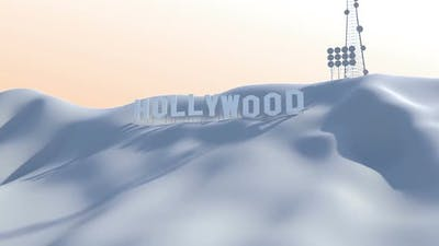 Hollywood Hills Cartoon Overview