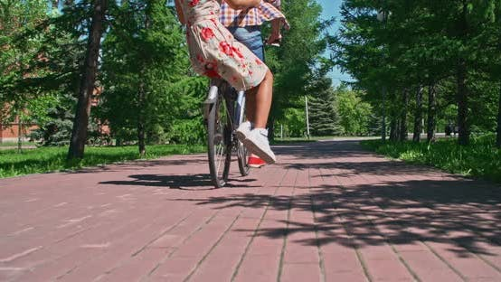 Thumbnail for Bicycle Ride with Beloved Man