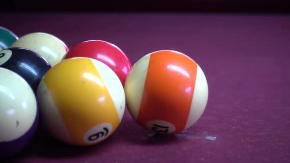 Thumbnail for Billiard Balls