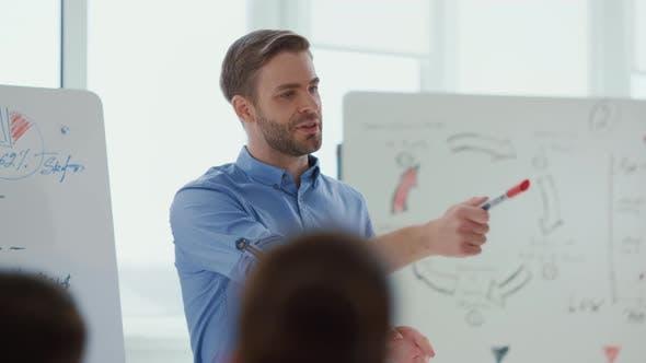 Smart Speaker Coaching Team Office