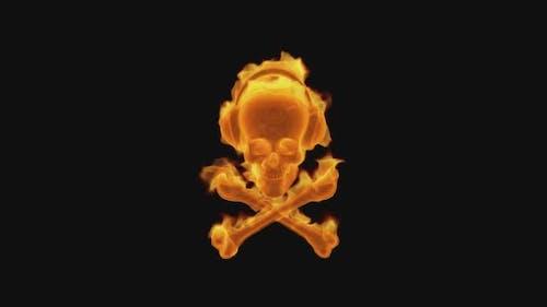Skull Bones - Fiery DJ