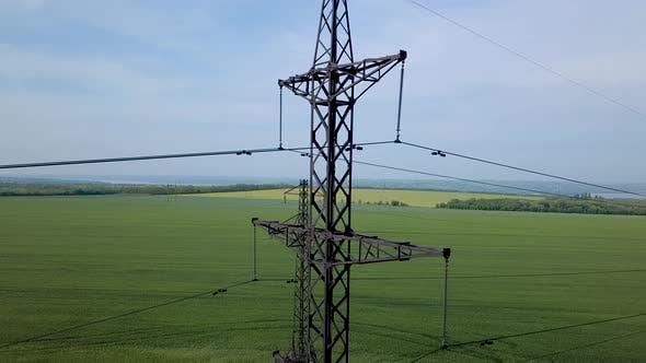Thumbnail for High-voltage Power Pylon