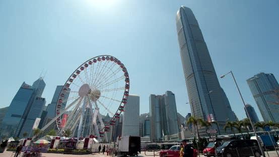 Thumbnail for Central, Hong Kong city