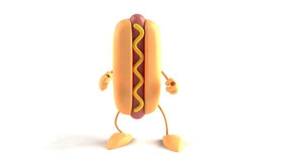Thumbnail for Fun hot dog