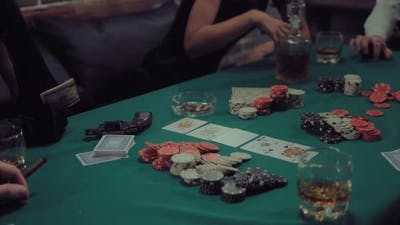 Rich People Play Poker