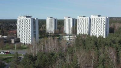 Modern Imposing Communal Housing