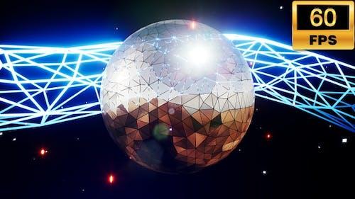 Mirror Ball Vj Loop