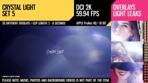 Thumbnail for Crystal Light (2K Set 5)