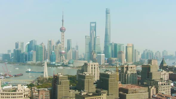 Thumbnail for Shanghai Skyline