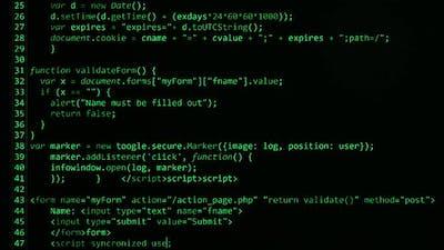Computer Code Programming