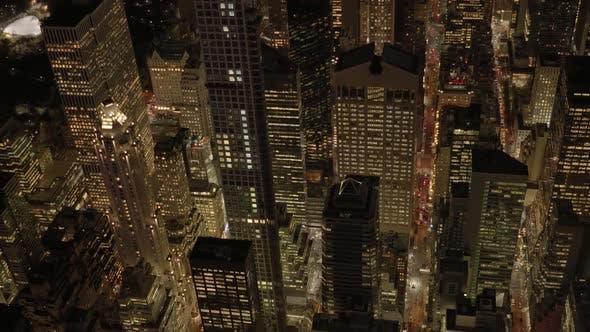Thumbnail for Modern City Skyscraper Buildings