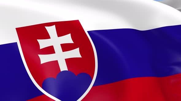 Thumbnail for Slovakia Flag