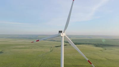 Wind Turbine at the Green Valley