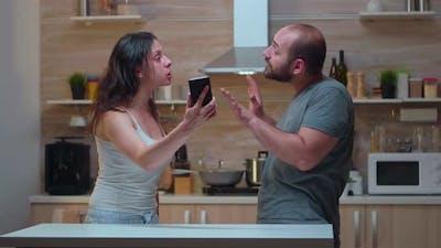 Jealous Wife Having Nervous Breakdowns