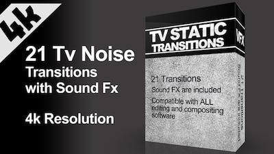Tv Static Transitions